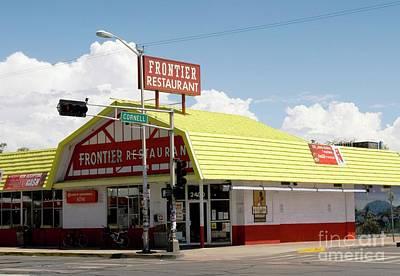 Photograph - Frontier Restaurant Albuquerque by Bob Pardue