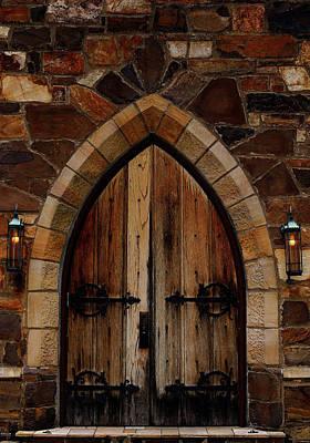 Frost Chapel Doorway Original