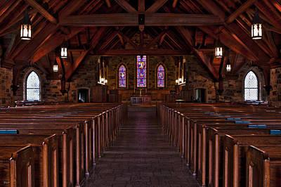 Frost Chapel Hdr 2 Original by Jason Blalock