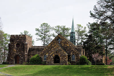 Photograph - Frost Chapel   by Ed Waldrop