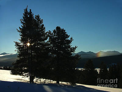 Photograph - Frostbow by Katie LaSalle-Lowery