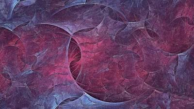 Doug Gray Digital Art - Frosted Caverns by Doug Morgan