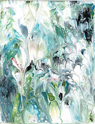 Painting - Fairyland by Cruz Selene Ambrosio