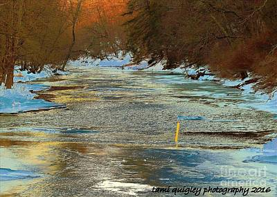Photograph - Frosting The Ford by Tami Quigley