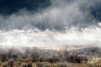 Photograph - Frosty Morning by Frank Townsley
