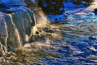 Photograph - Frozen Beauty by Tatiana Travelways