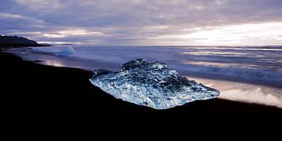 Photograph - Frozen Diamond by Brad Scott
