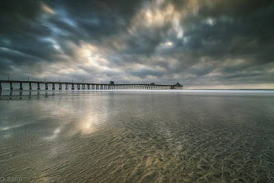 Beach Landscape Photograph - Frozen In Time by Doug Barr