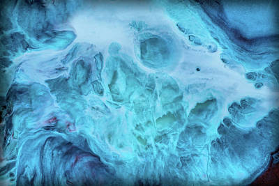Painting - Frozen In Time by Lilia D