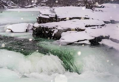 Photograph - Frozen Moment by Alex Lapidus