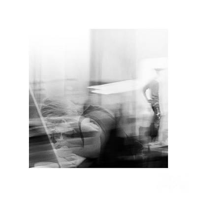 Photograph - Frozen Moments - Studio by Paul Davenport