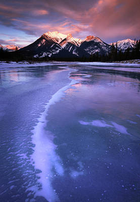 Photograph - Frozen Sunrise by Dan Jurak