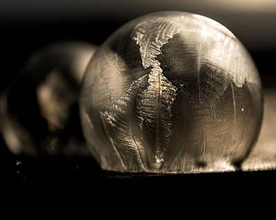 Photograph - Frozen World by Erica Kinsella