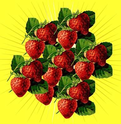 Digital Art - Fruit 0101 by Ericamaxine Price