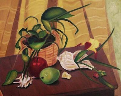 Fruit And Plant Art Print