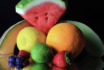 Photograph - Fruit by Angela Murdock