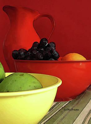 Fruit Art  Art Print