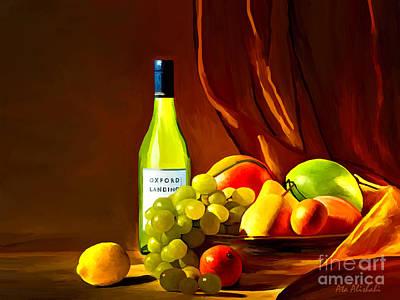 Painting - Fruit by Ata Alishahi