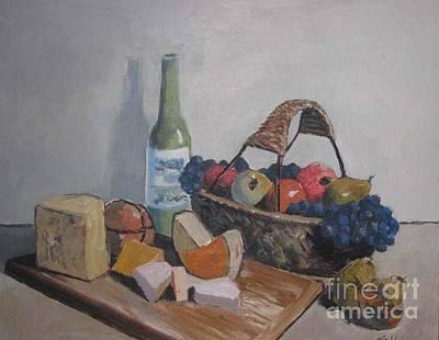 Fruit Basket 253885 Original by Robert Fifield