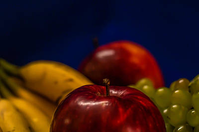 Photograph - Fruit Bowl by Ramabhadran Thirupattur