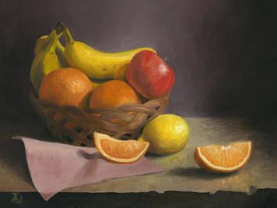 Fruit Original by Joe Winkler