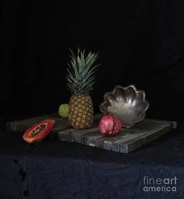 Fruit Rearranged Art Print by Joe Jake Pratt