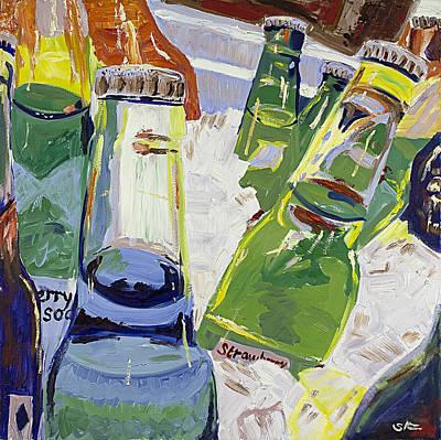 Fruit Sodas Original by Steve Hartman