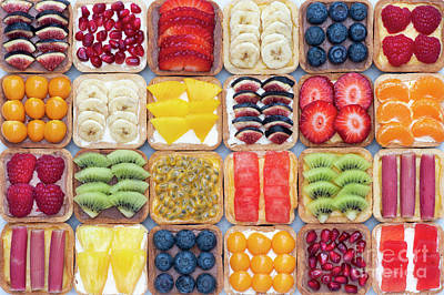 Photograph - Fruit Squared by Tim Gainey