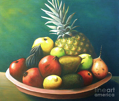 Fruit ...still Original by Sonsoles Shack