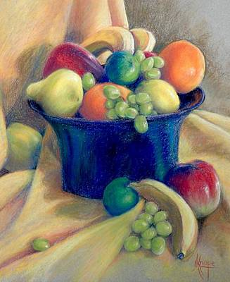 Painting - Fruitful Abundance by Mary Knape