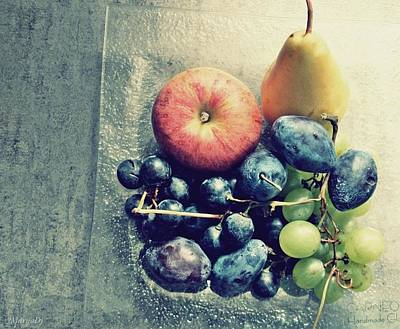 Photograph - Fruitful Autumn by Marija Djedovic