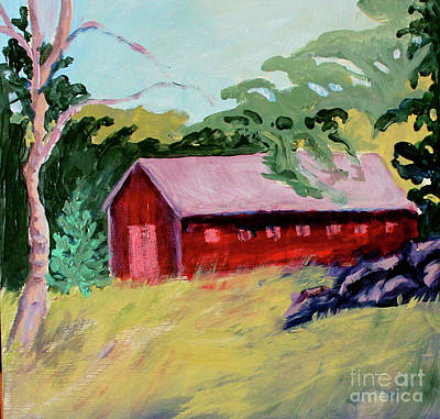 Painting - Fruitlands Iv by Priti Lathia