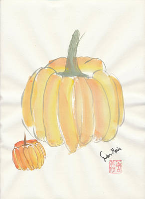 Painting - Fruits Of Fall by Dawn Marie Black