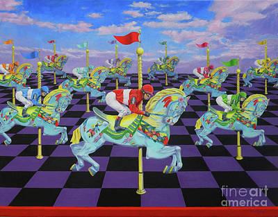 Frustration Original by Lou Spina