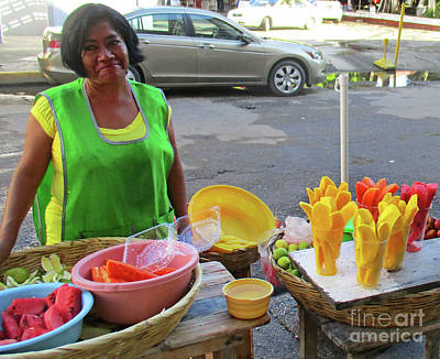 Photograph - Fruta by Randall Weidner