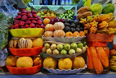 Photograph - Frutas  by Skip Hunt