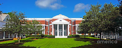 Photograph - Fsu College Of Law by John Douglas