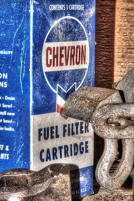 Photograph - Fuel Filter 770 by Jerry Sodorff