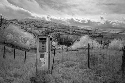 Gas Pump Wall Art - Photograph - Fuel The Valley by Jon Glaser
