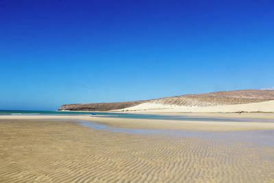 Photograph - Fuerteventura Beach by Pietro Ebner