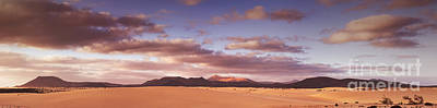 Corralejo Photograph - Fuerteventura Desert Landscape by Marcus Lindstrom