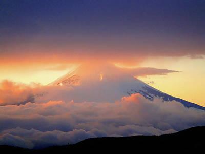 Photograph - Fuji Sam by Roberto Alamino
