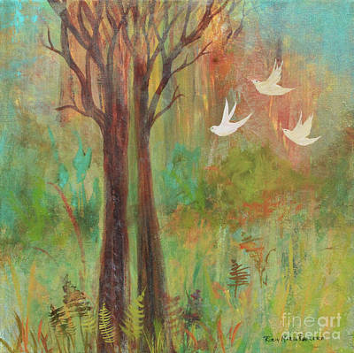 Painting - Fulfilled Promises By Robin Maria Pedrero by Robin Maria Pedrero