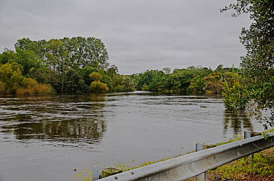Photograph - Full Flood by Linda Brown