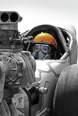 Photograph - In The Drivers Seat by Christopher McKenzie