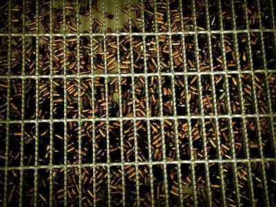 Full Metal Floorboard Original by Katie Rackley