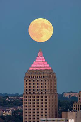 Photograph - Full Moon  by Emmanuel Panagiotakis