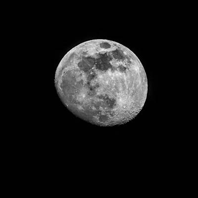 Photograph - Full Moon by Jeff Phillippi