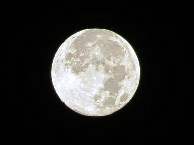 Photograph - Full Moon by Kyle West