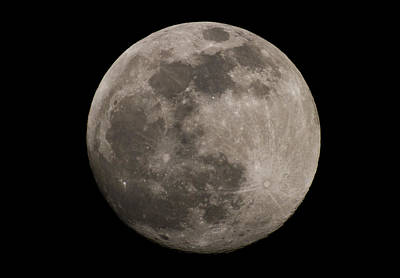 Photograph - Full Moon by Nathan Rupert